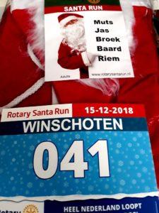 Santa Run Winschoten