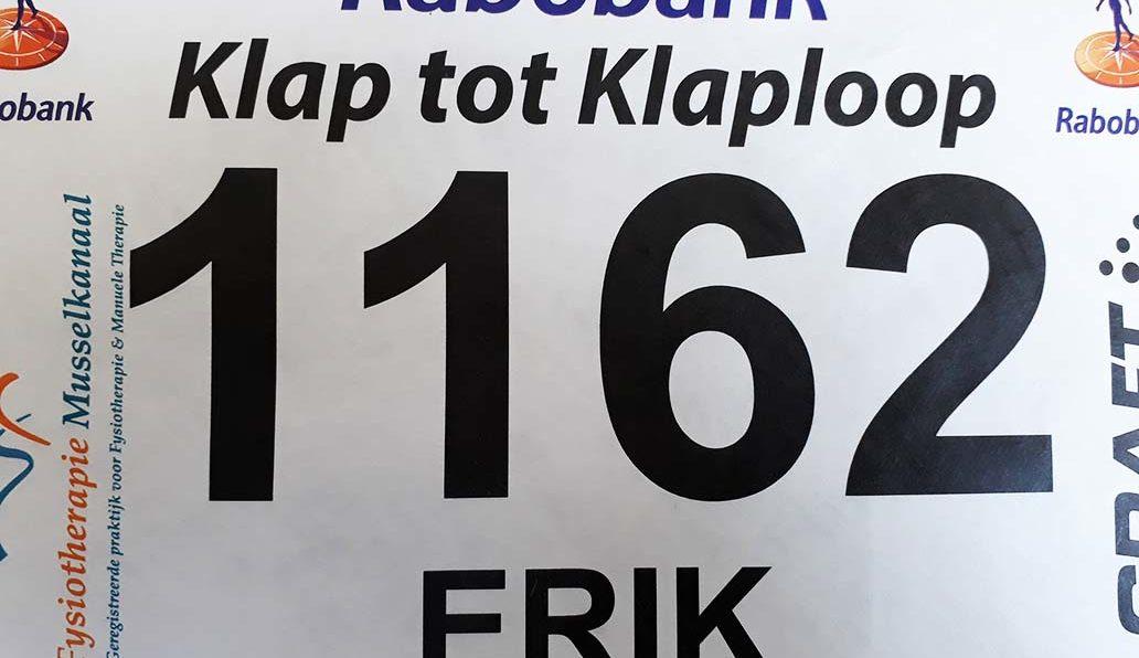 Klap tot Klaploop 2019
